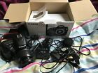 Canon EOS 7D Mark 2 20.2MP Camera + lens + accessories - bundle, boxed