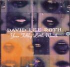 David Lee Roth - Your Filthy Little Mouth - David Lee Roth CD 9NLN The Fast Free