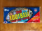 1984 Topps Football NFL 36-Card Factory Sealed Packs, Unopened.