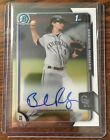 2015 Bowman Draft Baseball Cards - Review Added 9