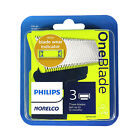 NEW Philips Norelco OneBlade Replacement Blade 3 Pack QP230 80 New factory