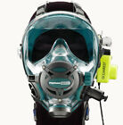 Ocean Reef Neptune Space Gdivers Full GSM Radio Communication Diving Mask ML EM