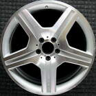 Mercedes Benz S400 Machined 19 inch OEM Wheel 2008 2011 2214012702 A2214012702