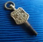 Advertising Pocket Watch Key - H. James of High St. Godalming Surrey  size no. 6