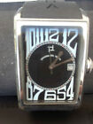 Officina del tempo Italian made all stainless steel date watch.