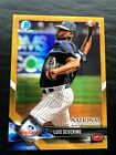 2018 Bowman Chrome National Convention Baseball Cards 34