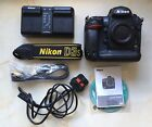 Nikon D3s – boxed, immaculate/pristine, just 10k shutter count.