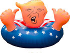 47 Donald Trump Float Fun Inflatable Swimming Floats For Pool Party Gag Gift