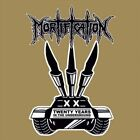 2 CD SET MORTIFICATION TWENTY YEARS IN THE UNDERGROUND BRAND NEW SEALED