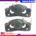2PCs Brake Caliper Front Left Right For 1994-1997 Honda Civic del Sol S