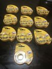 12 Pack Scotch Double Sided Stick Tape Hand Dispenser 1 2 x 450 Photo Safe