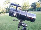 Celestron Reflector 150mm 6 Newtonian Telescope 1000mm Motor Drive Included