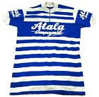 Campagnolo Atala Vintage Cycling Jersey Size 6 Made In Spain