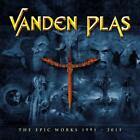 The Epic Works 1991-2015 Box Set Vanden Plas Audio CD PREORDER 07
