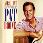 Pat Boone - April Love - The Very Best of Pat Boone - Pat Boone CD MKVG The Fast