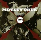 2 CD SET MOTLEY CRUE CARNIVAL OF SINS LIVE BRAND NEW SEALED