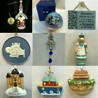 C48 CHRISTIAN ORNAMENTS Each priced separately MANY CHOICES Religion Church