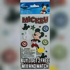 Jolees Stickers Disney Mickey Mouse Fun Scrapbooking New