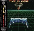 PAN RAM Time is Gone JAPAN CD OBI PSCW-5041 Panram