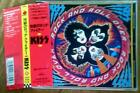Kiss CD / hell of Rock Fire PHCR-6108 in Japan with board band CDs F/S