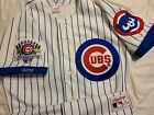 Mark Grace 1990 Chicago Cubs Authentic Rawlings Jersey Size 40