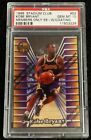 KOBE BRYANT 1996-97 Stadium Club Members Only 55 w peel ROOKIE PSA 10 Lakers RC