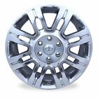 Single 20X85 FORD F150 EXPEDITION 2009 2014 Polished Alloy Wheel Rim 3788