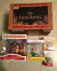 Funko Pop Lion King SCAR WITH FLAMES *RED CHASE* Mystery Box HOT TOPIC EXCLUSIVE