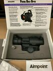 Aimpoint Patrol Rifle Optic PRO Electronic Red Dot Sight QRP2 Mount 12841