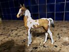 Breyer Custom Horse FOAL OOAK Dun Pinto Paint Matte finish Traditional