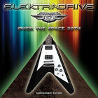 Elektradrive : Over the Space CD (2016)