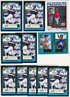 2004 Topps Traded & Rookies Baseball Cards 11