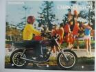 HONDA motorcycle brochure CM 450 Custom 1982 Uncirculated high quality color