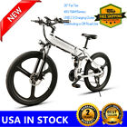 26 Electric Bicycle Ebike LCD Display Moped Commuting City  Off Road Use USB