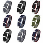 Simple Nylon Watch Strap Wristwatch Band Belt Bracelet Replacement Military