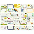 60 Pack Lunch Box Notes Fun Colorful Inspirational Cards for Kids School Love