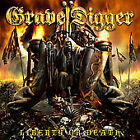 CD GRAVE DIGGER LIBERTY OR DEATH BRAND NEW SEALED