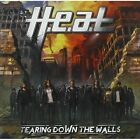 CD H.E.A.T. Tearing Down The Walls BRAND NEW SEALED HEAT