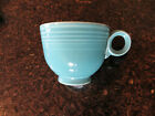 FIESTA VINTAGE COFFEE CUP- A- TURQUOISE- CHECK OTHER LISTINGS