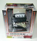 DODGE 6.1 LITER SRT HEMI V8  1/6 SCALE DIE CAST COLLECTIBLE  NEW IN PACKAGING