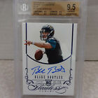 BGS 9.5 2014 Panini Flawless Rookie Autographs Blake Bortles RC Auto #01 20