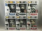 Funko POP! Star Wars Exclusive Troopers x6 - First Order Snowtrooper 442nd Clone