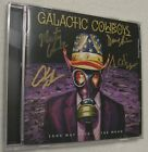 Galactic Cowboys Long Way Back to the Moon AUTOGRAPHED CD 2017 New Never Played
