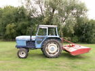 tractor 70hp and votex topper leyland 270 diesel pas with 9ft offset v5c export