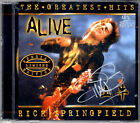 Rick Springfield The Greatest Hits Alive 43/5500 Special Limited Edition, Signed