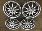 Alutec 19 Alloy Wheels Set Of 4 German Made Vw T5 BMW E36 E46 E90 Deep Dish