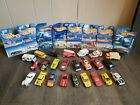 Lot Of 32 Vintage Mixed Hot Wheels Matchbox  Majorette Diecast Cars 70s 00s