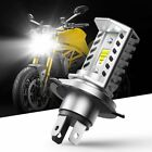 H4 9003 HB2 LED Motorcycle Headlight Bulb HID Hi/Low Beam 6500K High Power EOA
