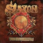 CD SAXON INTO THE LABYRINTH BRAND NEW SEALED