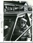 1989 Press Photo Dud Canty of Warren abducted and driven to the Sunoco.
